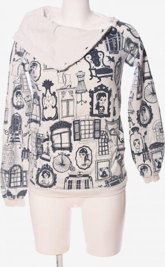 Killah Sweatshirt in S in schwarz / weiß, Produktansicht
