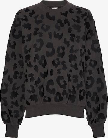 Sweat-shirt ZOE KARSSEN en noir