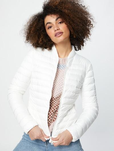 Peuterey Prehodna jakna 'Opuntia' | bela barva: Frontalni pogled