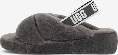 UGG Slipper in Grey / Black / White, Item view