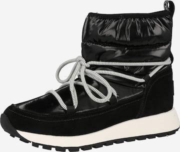 Pepe Jeans Snowboots 'DEAN ASPEN' in Zwart