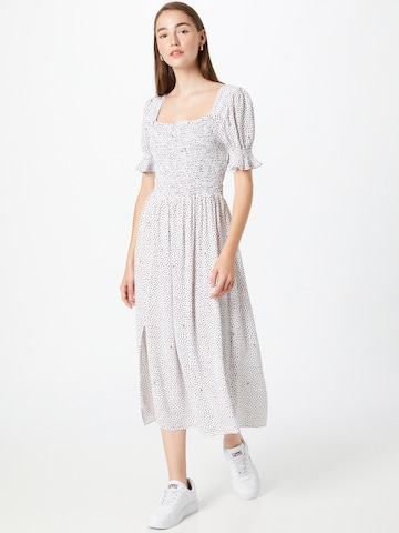 Tommy Jeans Summer Dress in White