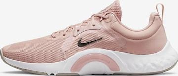 rožinė NIKE Sportiniai batai 'Renew In-Season'
