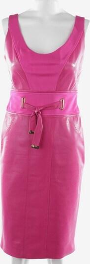 VERSACE Lederkleid in XXS in pink, Produktansicht