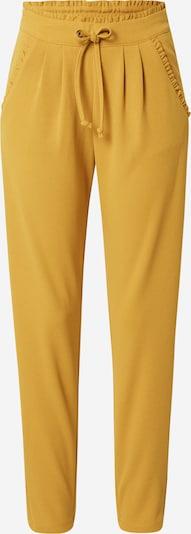 Pantaloni con pieghe 'CATIA' JDY di colore senape, Visualizzazione prodotti