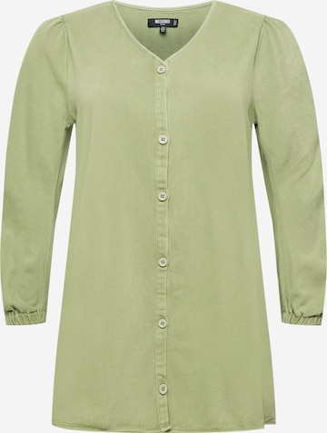Missguided Plus Φόρεμα σε πράσινο