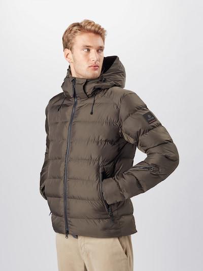 Bogner Fire + Ice Zimní bunda 'Lasse3' - khaki: Pohled zepředu