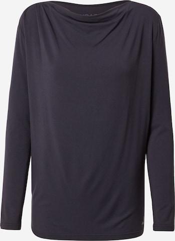 CURARE Yogawear Funkčné tričko - Modrá