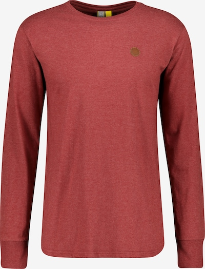Alife and Kickin Shirt 'Alex' in hellrot, Produktansicht