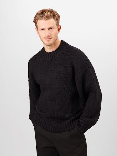 The Kooples Pullover i sort: Frontvisning