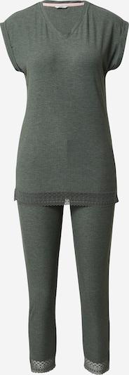 ESPRIT Pyjama 'GIANAH' in khaki, Produktansicht