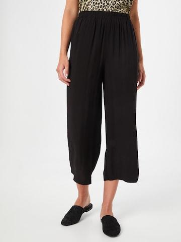 Pantalon 'Crystal' ZABAIONE en noir