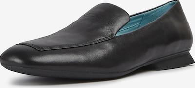 CAMPER Chaussons 'Twins' en noir, Vue avec produit