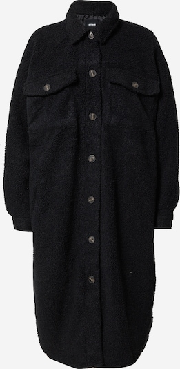 Cotton On Starpsezonu mētelis, krāsa - melns, Preces skats