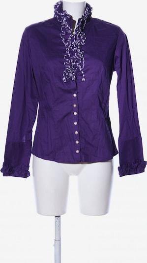 ALMSACH Trachtenhemd in L in lila, Produktansicht