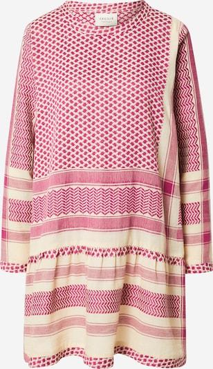 Cecilie Copenhagen Φόρεμα σε μπεζ / φούξια, Άποψη προϊόντος