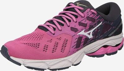 MIZUNO Chaussure de sport en rose / noir, Vue avec produit
