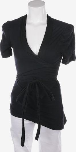 Velvet Top & Shirt in M in Black, Item view