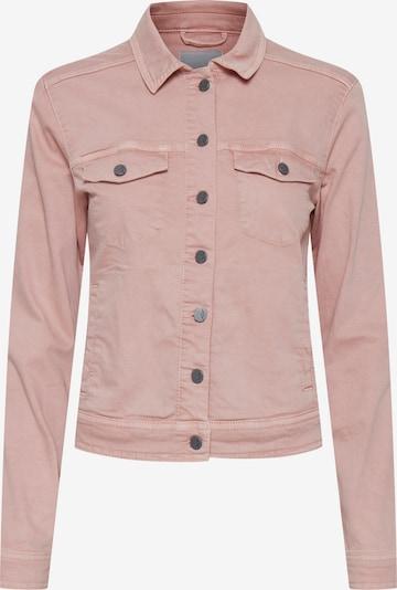 Fransa Jeansjacke in pink, Produktansicht