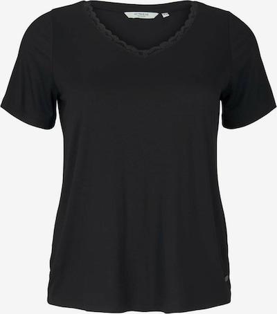 MY TRUE ME Shirt in de kleur Zwart, Productweergave