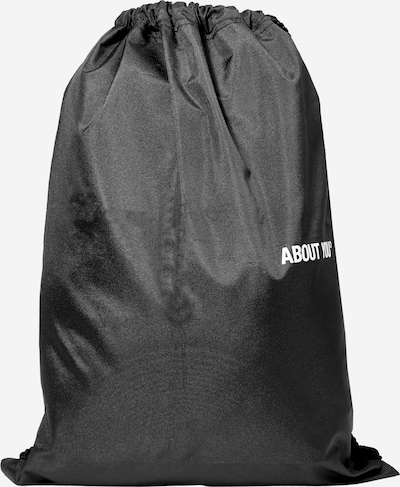 ABOUT YOU Sportbeutel 'Icons' in schwarz, Produktansicht