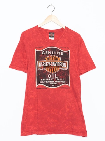 Harley Davidson Top & Shirt in M in Red