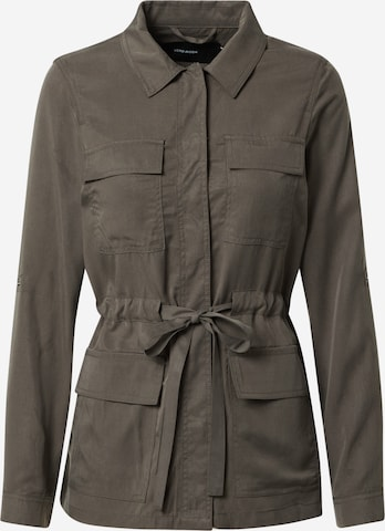 VERO MODA Between-Season Jacket 'VIVIANA' in Grey