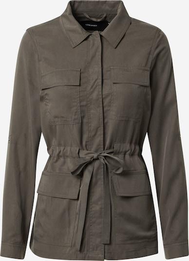 VERO MODA Prehodna jakna 'VIVIANA' | kamen barva, Prikaz izdelka