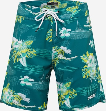 OAKLEY Surffishortsit värissä vihreä