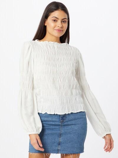 Cream Bluse 'Henva' in weiß, Modelansicht