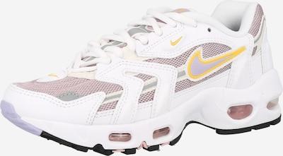 Nike Sportswear Sneakers in Yellow / Grey / Powder / White, Item view
