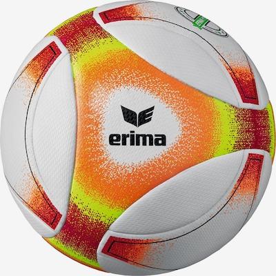 ERIMA Ball in gelb / orange / rot / schwarz / weiß, Produktansicht