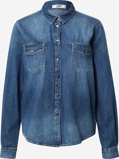 JDY Μπλούζα 'SOLIMA' σε μπλε ντένιμ, Άποψη προϊόντος