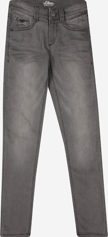 s.Oliver Junior Jeans in Grey