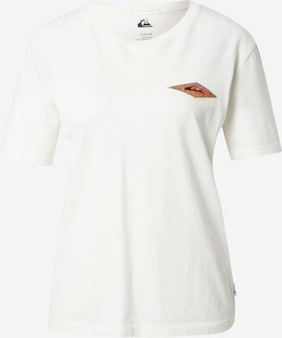 QUIKSILVER Shirt 'POLAR SUMMER' in de kleur Goudgeel / Sinaasappel / Pink / Zwart / Wit, Productweergave