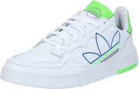 ADIDAS ORIGINALS Sneaker en bleu / vert / violet / blanc
