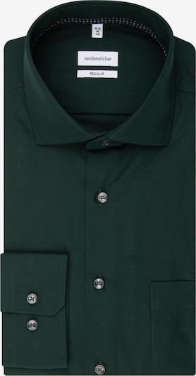 SEIDENSTICKER Business Hemd ' Regular ' in grün, Produktansicht