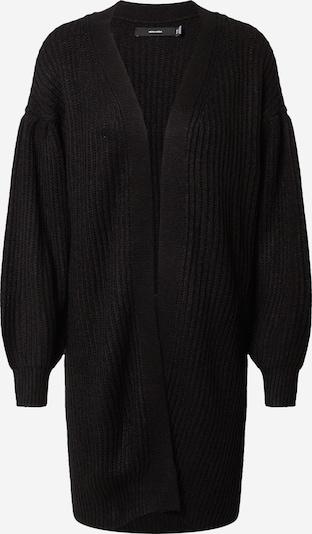 Geacă tricotată 'FURN' VERO MODA pe negru, Vizualizare produs