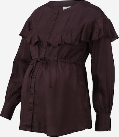 MAMALICIOUS Bluza 'FLORA' u antracit siva, Pregled proizvoda