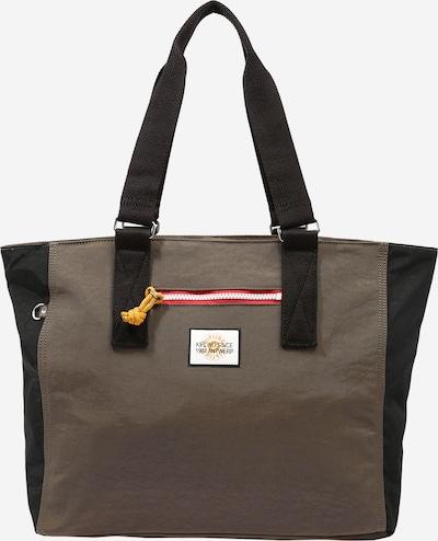 KIPLING Shopper 'Jodi' in Brown / Orange / Red / Black, Item view