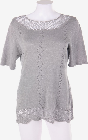 Creation Atelier GS Pullover in M in Grau