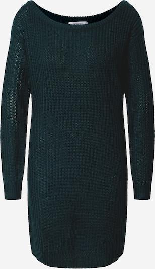Missguided Kleid in dunkelgrün, Produktansicht