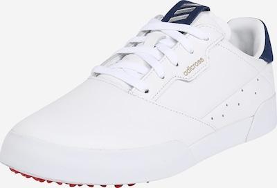adidas Golf Sportschuh 'RETRO' in navy / silber / weiß, Produktansicht