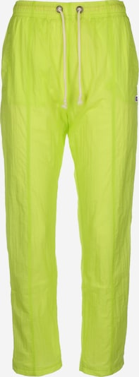 Champion Authentic Athletic Apparel Hose in neongrün: Frontalansicht