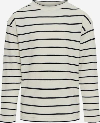 KIDS ONLY T-Shirt en noir / blanc, Vue avec produit