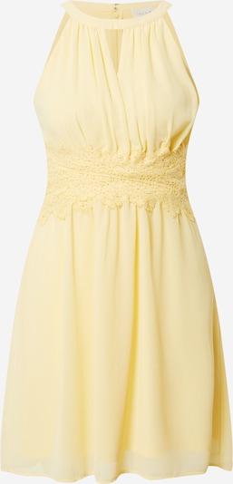 VILA Kleid 'MILINA' in hellgelb, Produktansicht