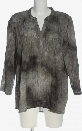 Bexleys Woman Schlupf-Bluse in 7XL in braun / hellgrau, Produktansicht
