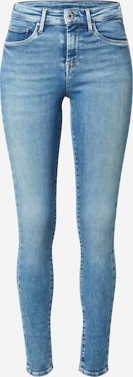 Pepe Jeans Jean 'ZOE' en bleu denim, Vue avec produit