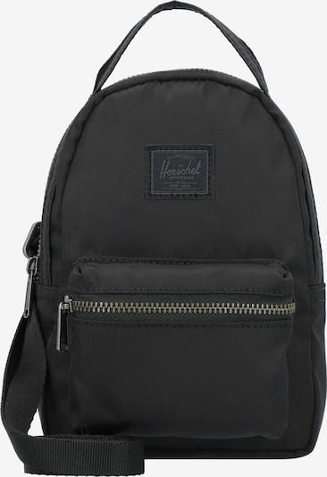 Herschel Umhängetasche 13 cm in schwarz, Produktansicht