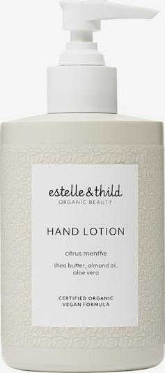 estelle & thild Handcreme in weiß, Produktansicht